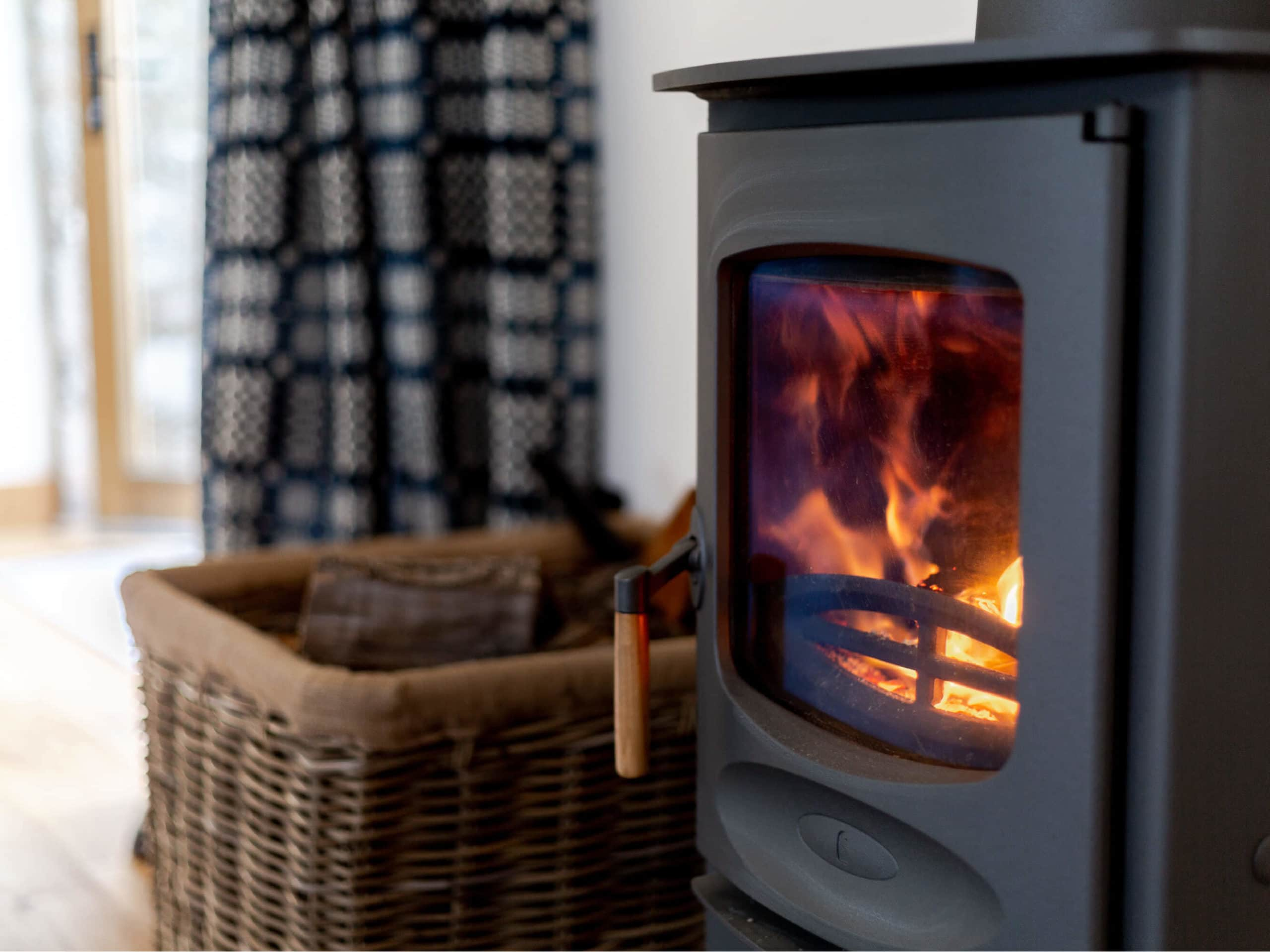 The Charnwood logburner